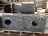 China Juparana Custom Granite Vanity Top for Bathroom