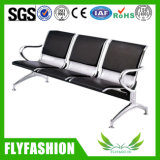 High Quality Metal and PU Leather Waiting Chair