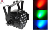 36X3w RGB 3in1 Warm White UV Aluminum Stage LED PAR Can Light