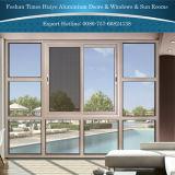 Top Quality Aluminum/Aluminium Windows with Sliding/Fixed Window