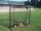New Design Baseball Batting Cage Net, Softball Ball