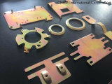OEM/ODM Sheet Metal Stamping Parts Plating Color