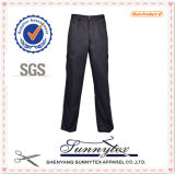 Design OEM Work Pants Black with Zipper Pockets Good Services
