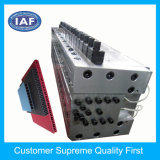 Custom PP Adjustable Hollow Grid Plate Extrusion Plastic Mold