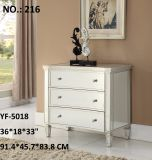 Mirrored 3 Drawer Chest/Mirrored 3 Drawer Bedside Table/Nightstand