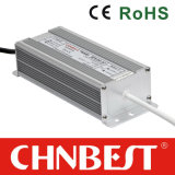 75W Waterproof Outdoor DC48V IP67 LED Driver with CE (BFS-75-48)