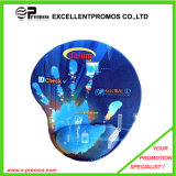 Promotional Gel Mouse Pad with Wrist Rest (EP-M1030)