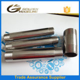 Sanitary Stainless Steel Thread Pipe Fitting Nipples