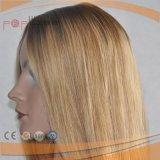 Brazilian Human Hair Silk Top Women Wig
