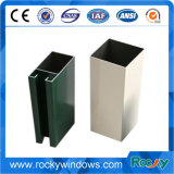 Casement Windows and Doors Decorative Aluminium Extrusion Profile