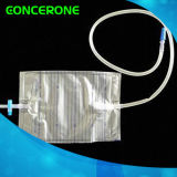 Disposable Medical Urine Drainage Bag for Adult
