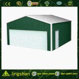 Prefab Steel Structure Garage for Car Parking in New Zealand (LSSG)