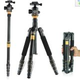 Travel Camera Tripod with Bk-01b Ball Head (Q666)