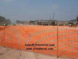 Warnning Barrier Mesh Safety Barrier Netting