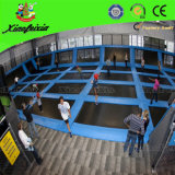 Patented Big Size Indoor Trampoline Park (2561C)