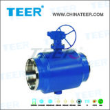 API Trunnion Mounted Ball Valve (Q47F)