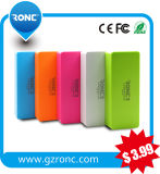 Ronc 4000mAh Colorful Mobile Power Bank