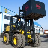 10 Ton off Road Forklift with CE (XCPCY 100)