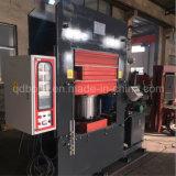 PLC Controlled Rubber Plate Vulcanizing Press Machine