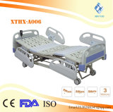 Superior Quality Luxury Three Function Electric Hospital Bed
