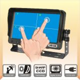 Touch Screen Quad Monitor