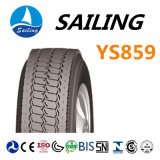 High Mileage TBR All Steel Radial Tubeless Tire