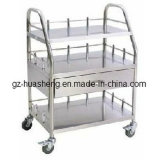Medical Trolley with Four Wheel (HS-012)