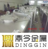 Ss304 Steel Food Container with Un