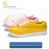 Plain Design Casual Shoes with Nappa PU Upper