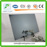 6mm Clear Silver Mirror with Yellow Back/Bathroom Mirror/Water-Proof Mirror/Decorative Mirror