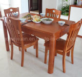Solid Wooden Dining Table Living Room Furniture (M-X2398)