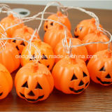 LED Halloween String Light, Pumpkin Lamp