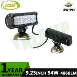 CREE 9inch 54W Auto Driving Lamp LED Light Bar