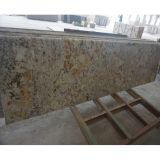 Good Quality Customized Brown Granite Kitchen Countertop