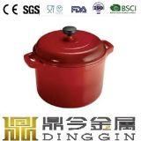 Cast Iron 5 Quart Brasiers Pot