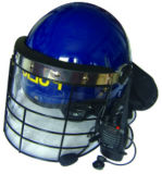 European Style Police Anti-Riot Helmet (SDMA-3F)
