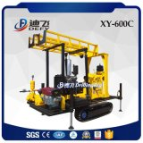 600m Xy-600c Portable Borewell Drilling Rig