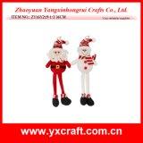 Christmas Decoration (ZY16Y219-1-2 36CM) Christmas Tree Model Decoration