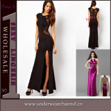 Black Stylish Formal Dress Long Party Evening Gowns (TBLS747)