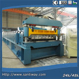 Steel Structural Floor Decking Roll Forming Machine