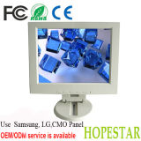 """White Color Medical 12"""" Inch LCD Monitor with AV/ TV/ USB /VGA/ HDMI Input"""