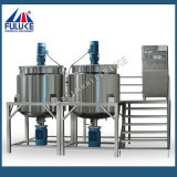 Stainless Steel 500L 1000L Shampoo Making Machine Price