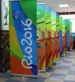 Hot Sale Portable Retractable Banner Stand/Roll Up Banner/Pull Up Banner Stand
