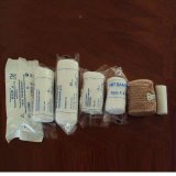 Natural Color Elastic Crepe Bandage with Ce FDA ISO