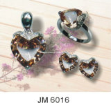 Stone Material Fashion Jewelry
