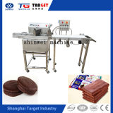 Cheap and Fine Semi Automatic Small Chocolate Enrobing Machinery