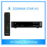 Satellite Receiver Zgemma Star H2 with Linux OS