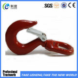 2017 Hot Sale G80 Swivel Hook with Bearing Manufacturers