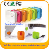 6 Colors Mini Square Boombox Vibration Speaker System