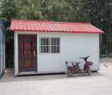 Fire Proof Low Cost Prefabricated House for Bedroom Kitchen Bathroom